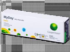 MyDay daily disposable toric (30 lenzen)