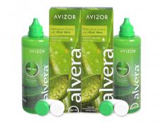 Alvera Lenzenvloeistof 2 x 350 ml