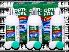 OPTI-FREE Express Oplossing 3x355ml