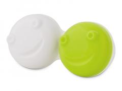 Lensdoosje voor Vibrerende Lenskit - groen