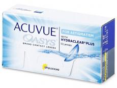 Acuvue Oasys for Astigmatism (12 lenzen)