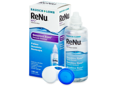ReNu MPS Sensitive Eyes Lenzenvloeistof 120 ml