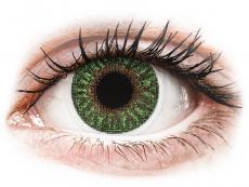 TopVue Color - Green - zonder sterkte (2lenzen)