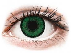 SofLens Natural Colors Emerald - met sterkte (2lenzen)