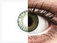FreshLook ColorBlends Gemstone Green - met sterkte (2lenzen)