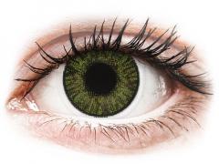FreshLook ColorBlends Green - met sterkte (2lenzen)