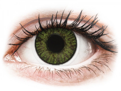 FreshLook ColorBlends Green - zonder sterkte (2lenzen)