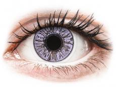 FreshLook Colors Violet - met sterkte (2lenzen)