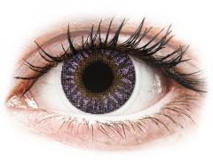 TopVue Color - Violet - zonder sterkte (2lenzen)