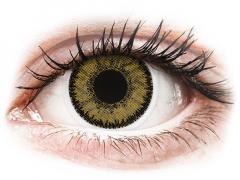 SofLens Natural Colors Dark Hazel - met sterkte (2lenzen)