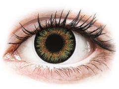 ColourVue One Day TruBlends Green - met sterkte (10lenzen)