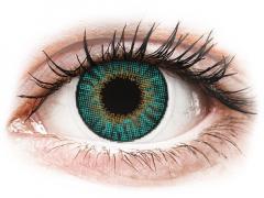Air Optix Colors - Turquoise - met sterkte (2lenzen)