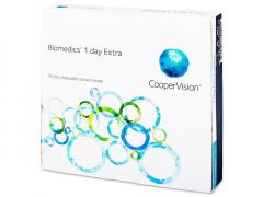 Biomedics 1 Day Extra (90lenzen)