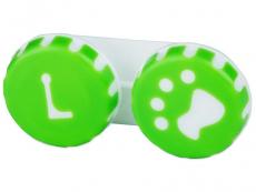 Lenzenhouder Poot - Groen