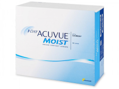 1 Day Acuvue Moist (180lenzen)