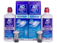 AO SEPT PLUS HydraGlyde 2x360 ml