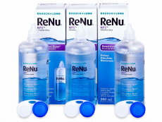 ReNu MPS Sensitive Eyes lenzenvloeistof (3 x 360 ml)