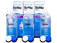 ReNu MPS Sensitive Eyes lenzenvloeistof (3 x 360 ml)