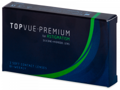TopVue Premium for Astigmatism (3lenzen)