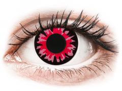 ColourVUE Crazy Lens - Volturi - zonder sterkte (2 gekleurde daglenzen)
