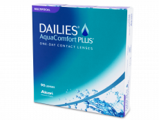 Dailies AquaComfort Plus Multifocal (90 lenzen)