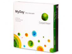 MyDay daily disposable (90 lenzen)