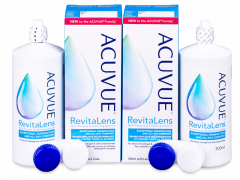 Acuvue RevitaLens lenzenvloeistof 2x 300 ml