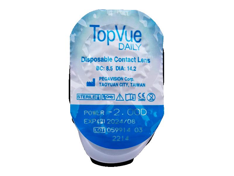 TopVue Daily (90 lenzen)