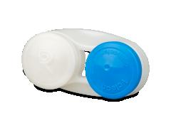 Antibacteriële lenzenhouder - blauw