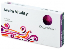 Avaira Vitality (6 lenzen)