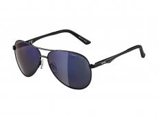 Alpina A 107 Black Matt/Blue Mirror