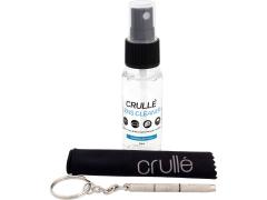 Crullé kit voor brillenonderhoud 30 ml