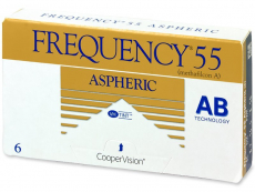Frequency 55 Aspheric (6 lenzen)