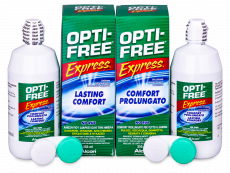 OPTI-FREE Express Oplossing 2x355ml