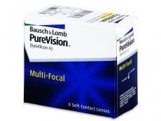 PureVision Multi-Focal (6lenzen)