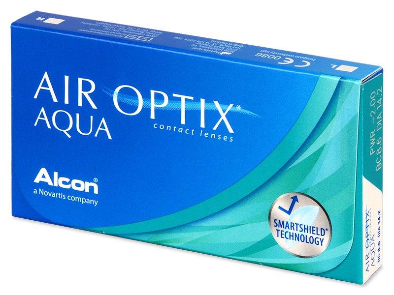 Air Optix Aqua (6lenzen)