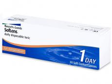 SofLens Daily Disposable Toric (30lenzen)