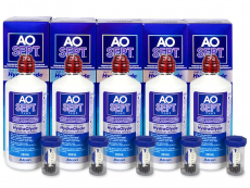 AO SEPT PLUS HydraGlyde 5x360 ml